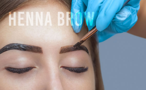 Henna Brow from Urban Beauty Leeds